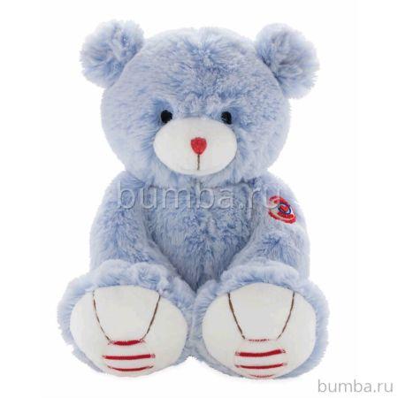 Мягкая игрушка Kaloo Мишка Руж средний 31 см (Голубой)