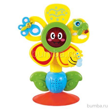 Игрушка музыкальная Happy Baby Fun Flower