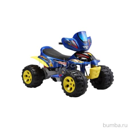 Электроквадроцикл А22 (Blue)