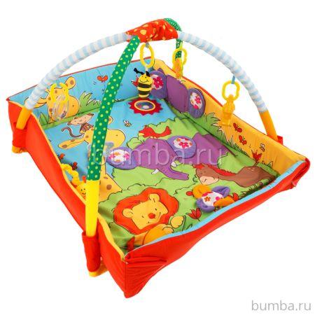 Развивающий коврик Pituso В Зоопарке