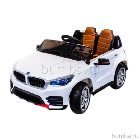 Электромобиль ToyLand BMW JH-9996 (белый)