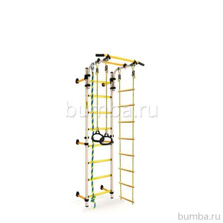Детский спортивный комплекс Kampfer Strong Kid Wall (белый)