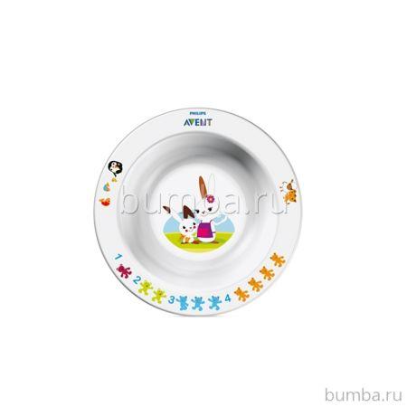 Детская тарелка Philips AVENT SCF706/00