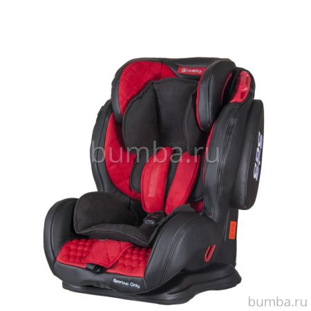 Автокресло Coletto Sportivo Only (Red)