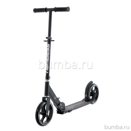 Самокат BiBiTu Slider (черный)