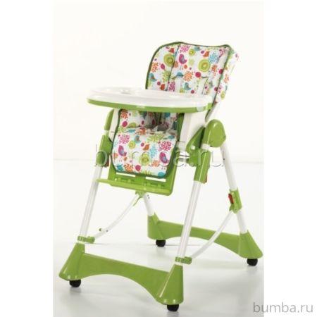 Стульчик для кормления Farfello НС580 (Зеленый)