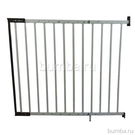 Ворота безопасности Baby Safe 76х104см (белые)