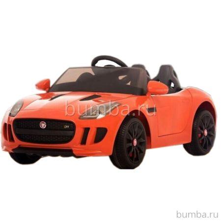 Электромобиль Coolcars Jaguar RS-3 12V 2.4G (оранжевый)