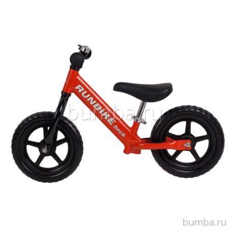 Беговел Runbike beck (красный)