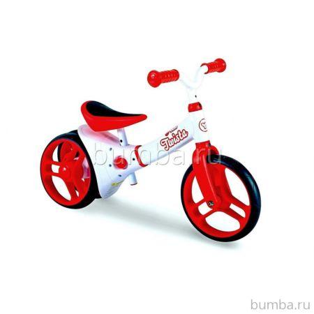 Беговел Y-Volution Twista (красный)