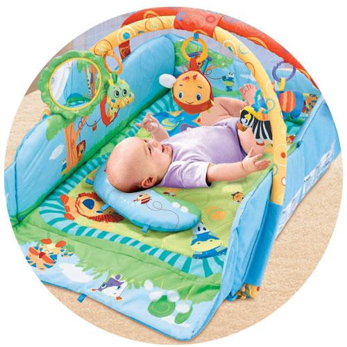 развивающий коврик Fitch Baby