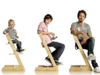 регулируемый растущий стульчик Kid-Fix