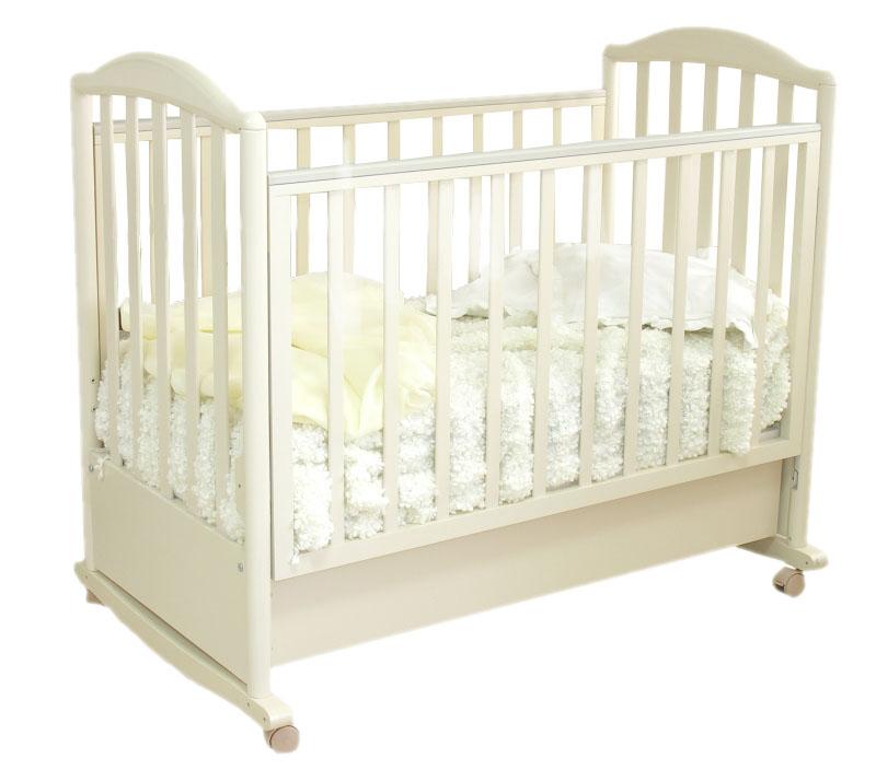 Классическая кроватка-качалка