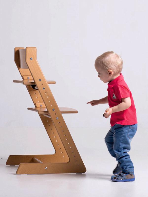 растущий регулируемый стульчик Кенгуру