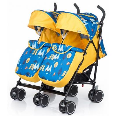 коляска для двойни БэбиХит